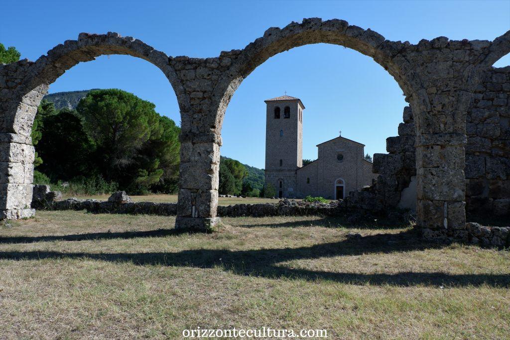 Abbazia di Castel San Vincenzo, cosa visitare provincia Isernia