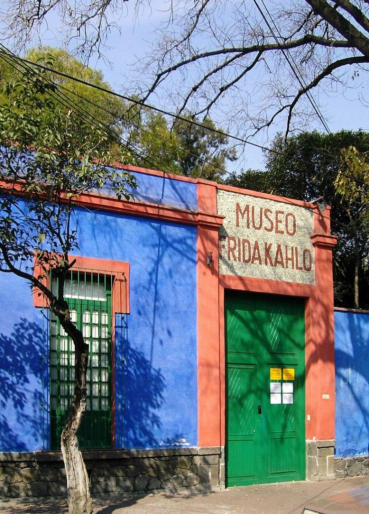 Casa Azul, Museo Frida Kahlo