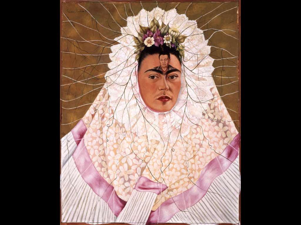 Frida Kahlo, Autoritratto come Tehuana, la donna nell'arte Frida Kahlo