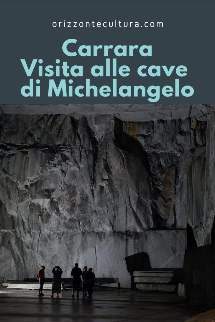 Pinterest Carrara visita alle cave di Michelangelo (1)