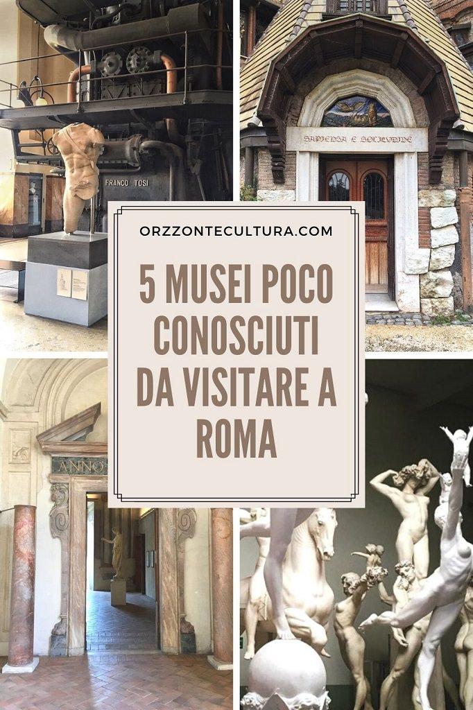 5 musei poco conosciuti da visitare a Roma - Pinterest