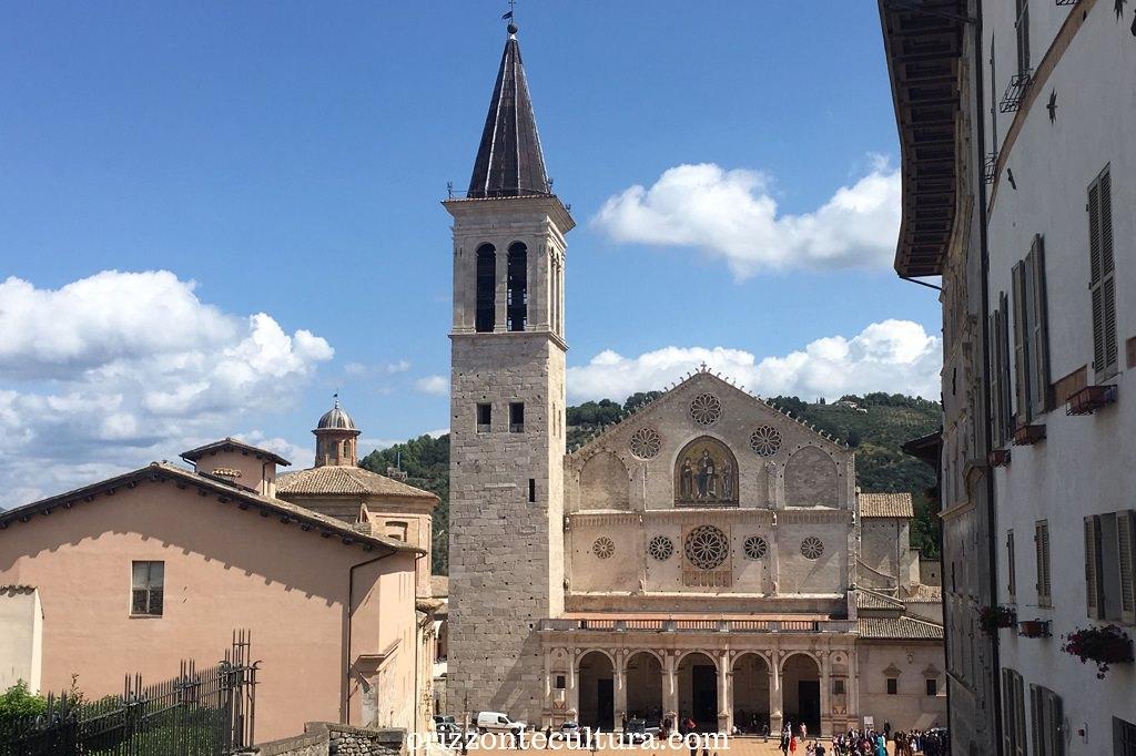 Cattedrale Santa Maria Assunta, Duomo di Spoleto, cose da vedere a Spoleto