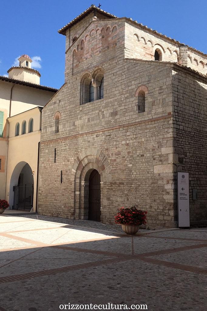 Chiesa di Sant'Eufemia Spoleto