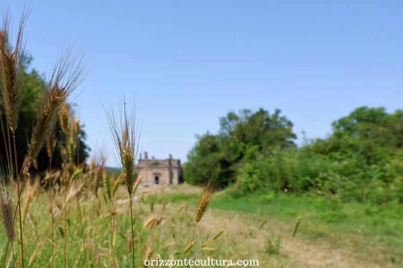 Il borgo fantasma dell'antica Monterano