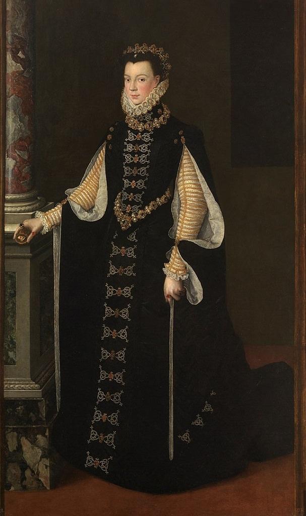 Sofonisba, Elisabetta di Valois