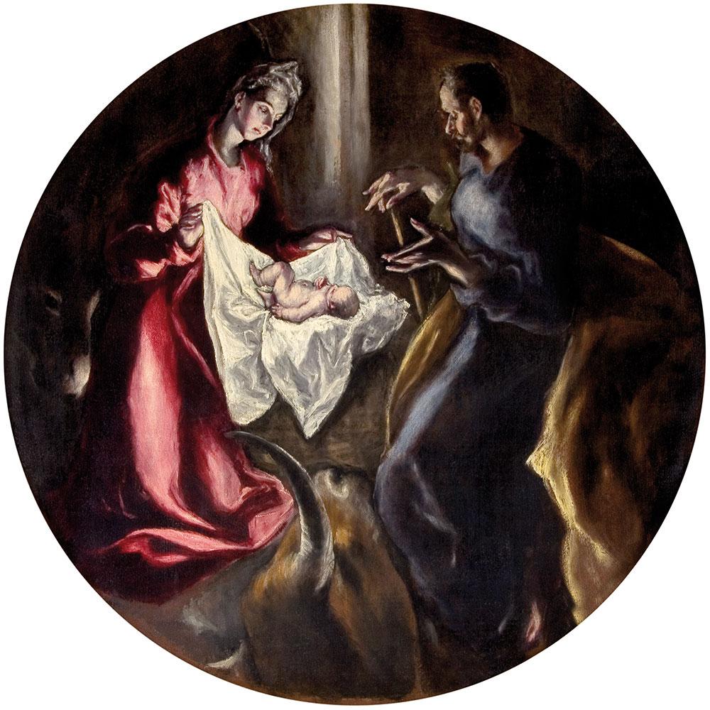 El Greco, Natività, opere Natività
