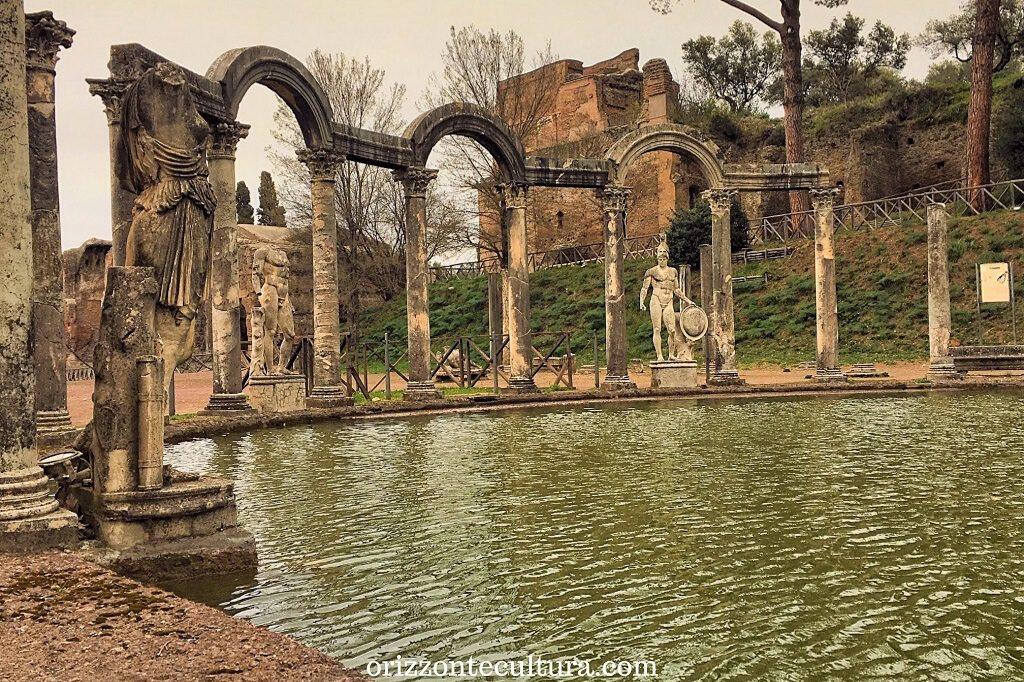 Villa Adriana a Tivoli, 15 siti Unesco visitare Italia