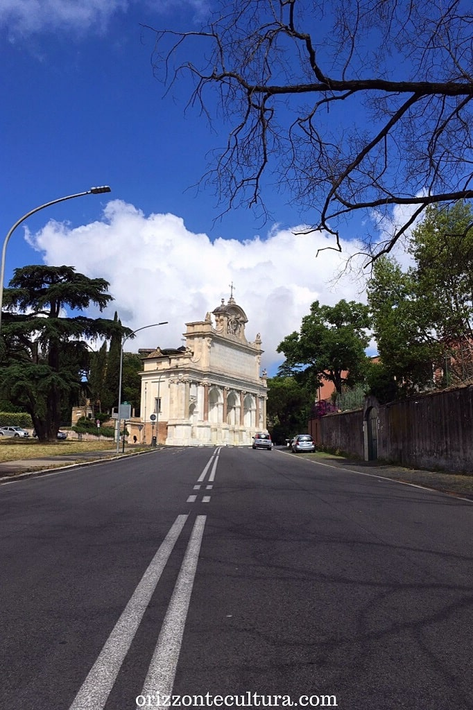 Fontanone del Gianicolo, Roma