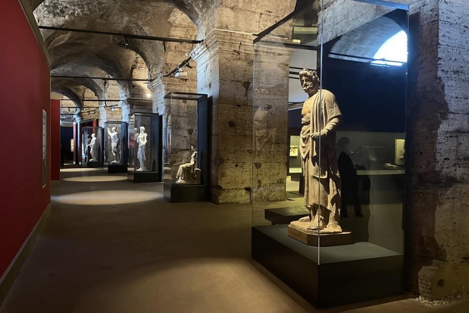 Pompei 79 d. C. la mostra al Colosseo