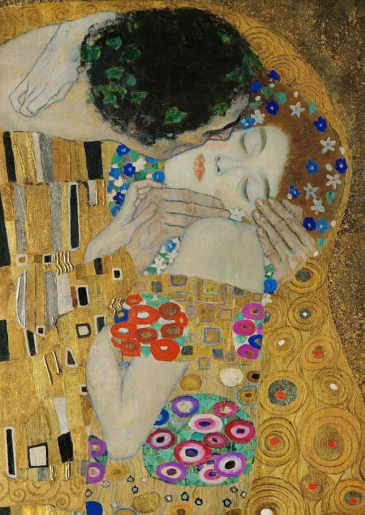 Gustave Klimt, Il bacio, il bacio raccontato in 15 opere d'arte