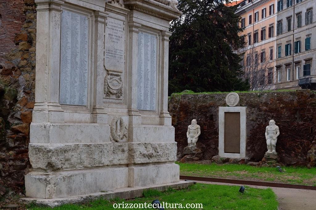 Porta alchemica di piazza Vittorio, luoghi del mistero a Roma