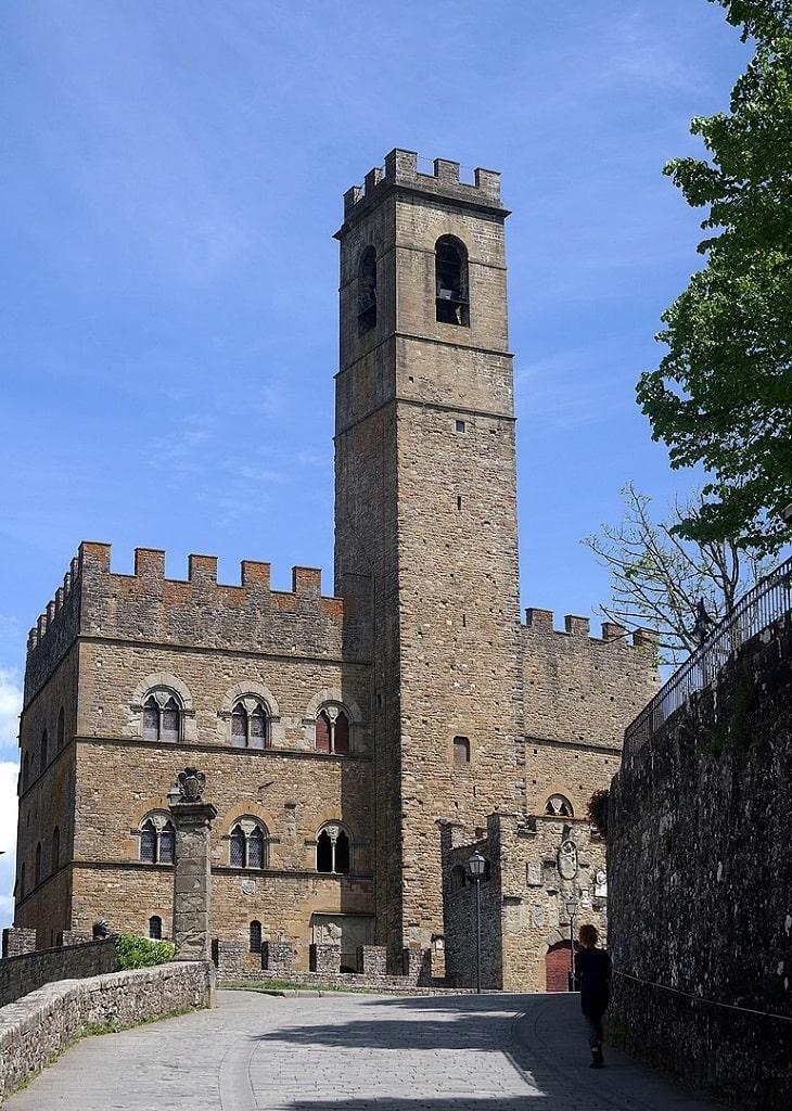 Poppi Castello dei Conti Guidi