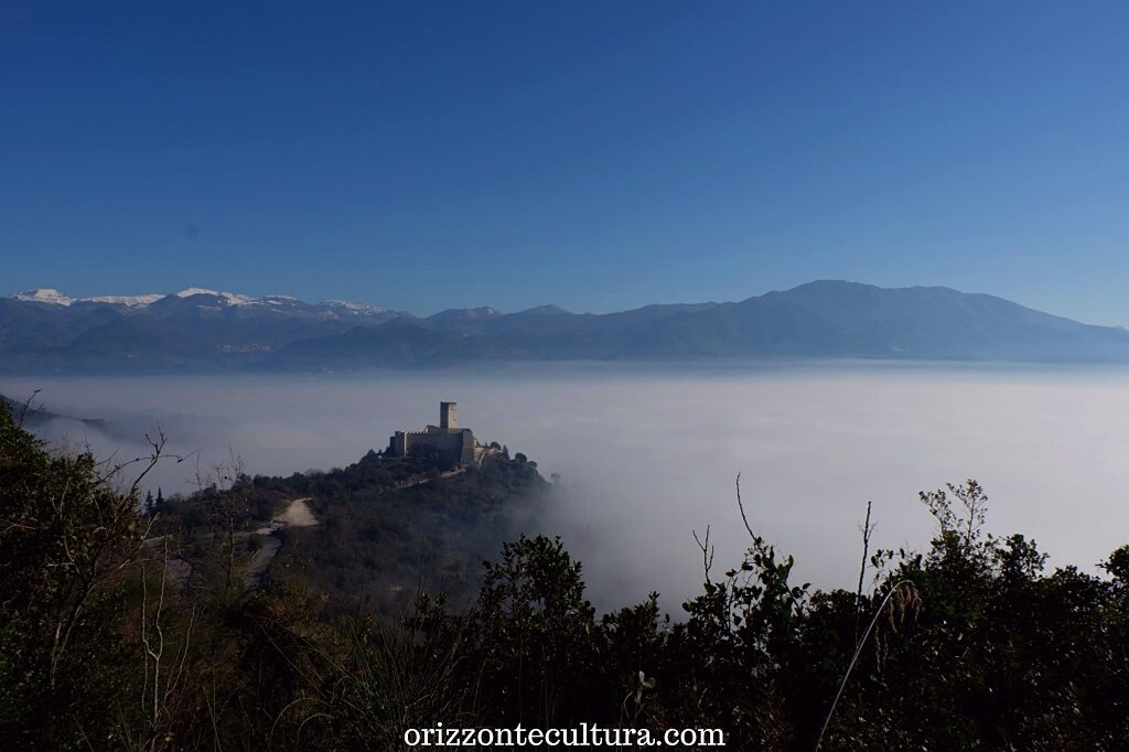 Rocca Ianula, Montecassino