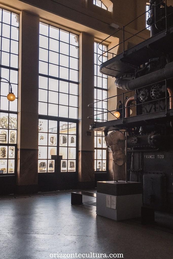 Centrale Montemartini, musei civici Roma visitare online