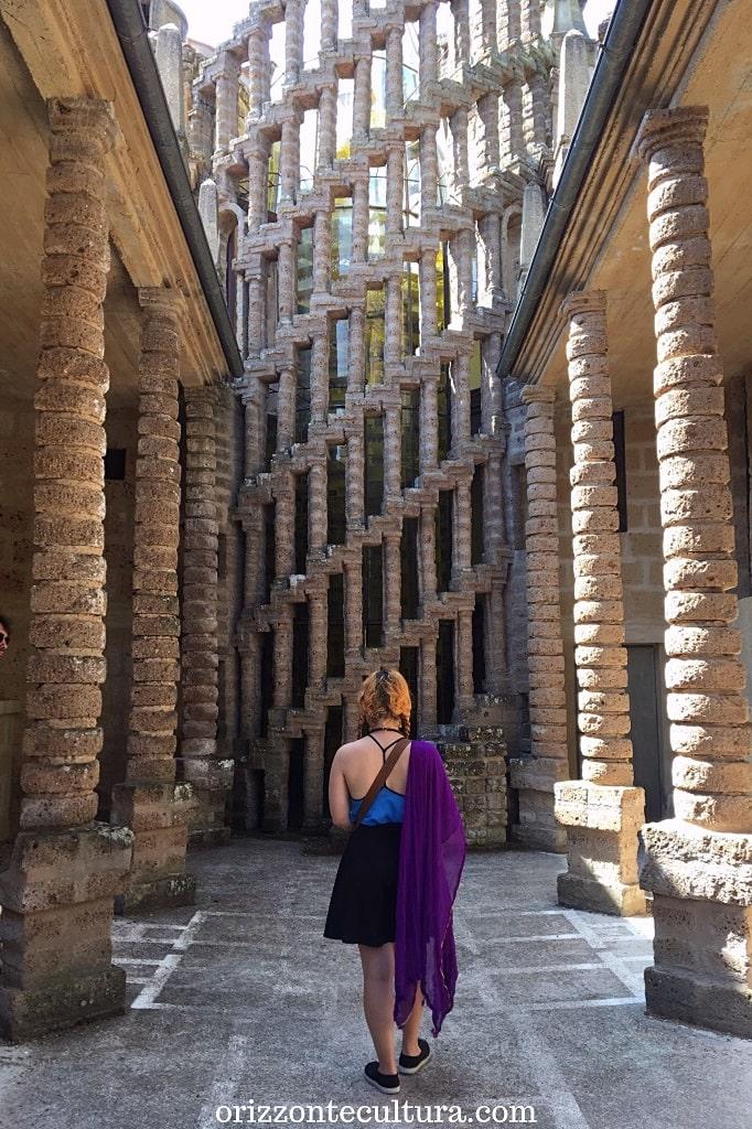 La Torre di Babele, come visitare la Scarzuola