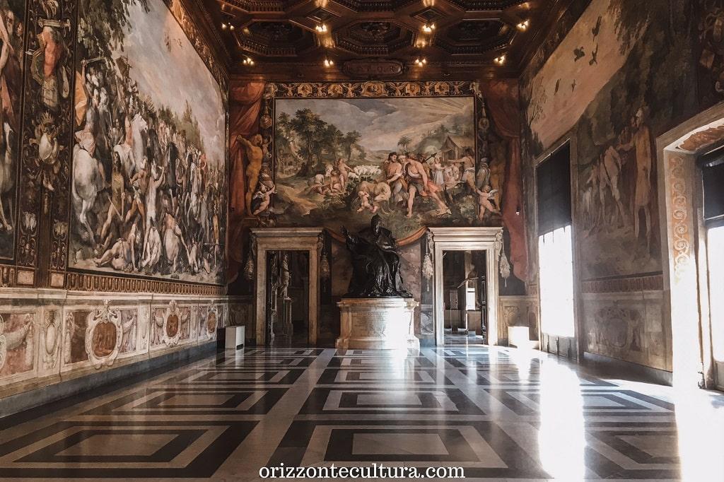 Musei Capitolini, musei civici Roma visitare online