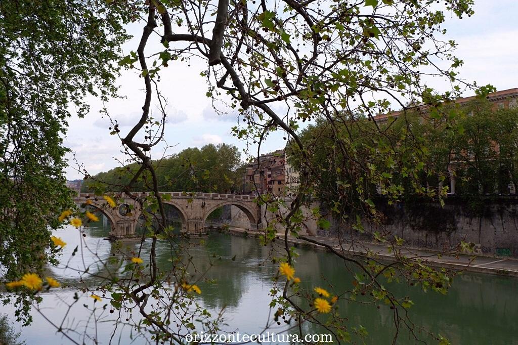 Ponte Sisto, Roma, cose da vedere a Trastevere