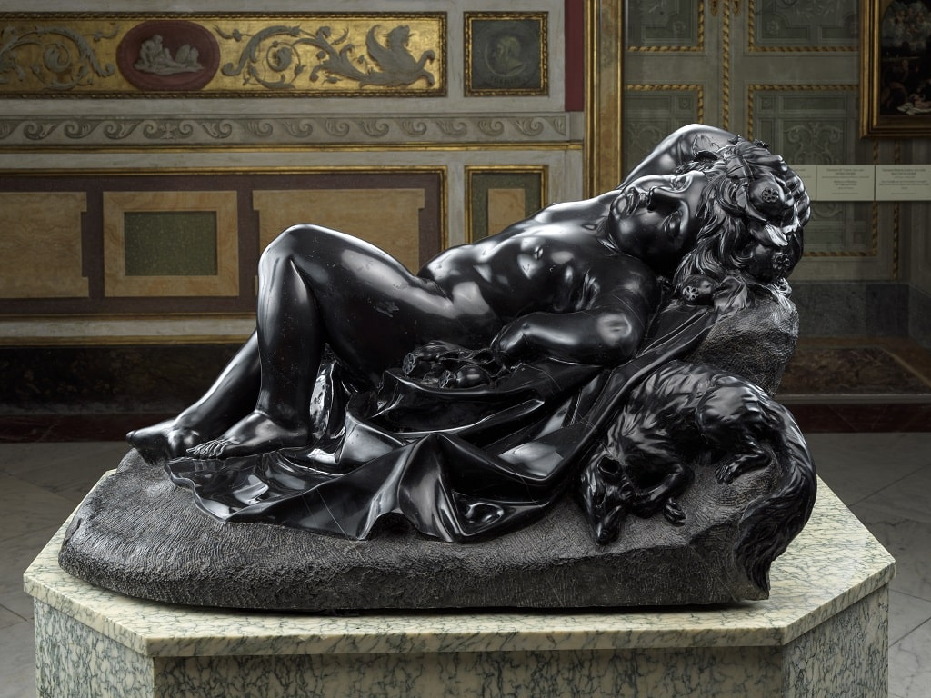 Alessandro Algardi, Allegoria del Sonno, Galleria Borghese