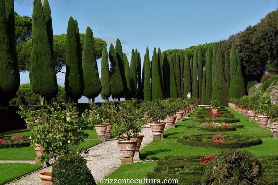Visita alle Ville Pontificie di Castel Gandolfo