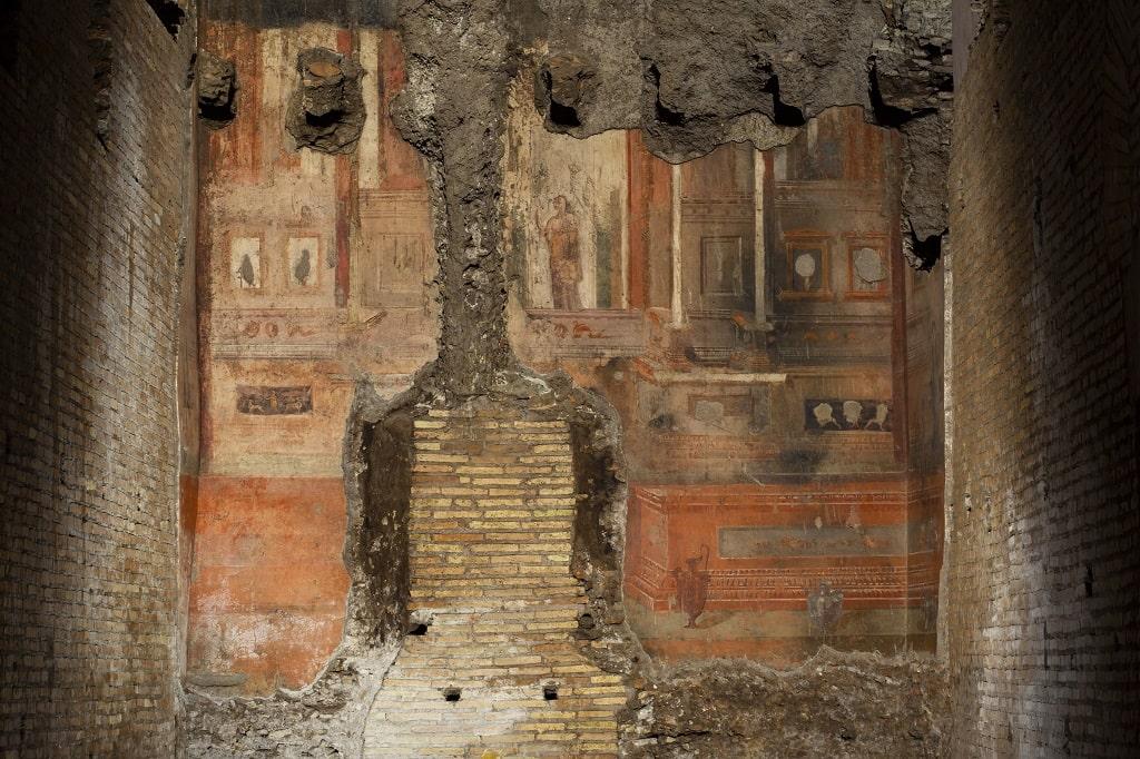 Domus Aurea, Padiglione di Colle Oppio
