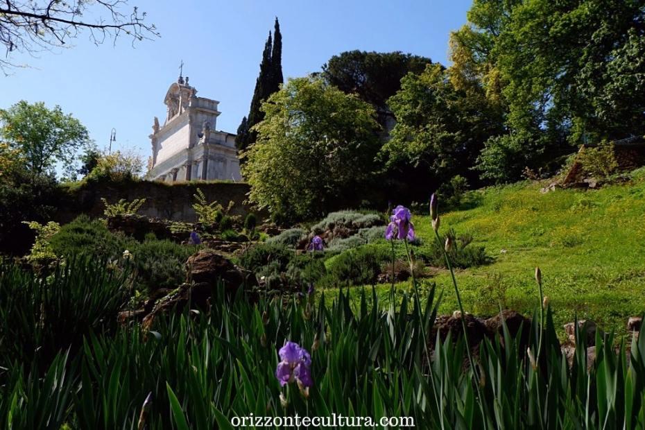 L'Orto Botanico di Roma cosa vedere