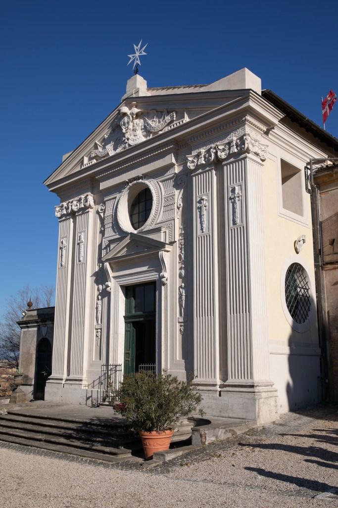 Chiesa di Santa Maria in Aventino, guida Aventino cosa vedere