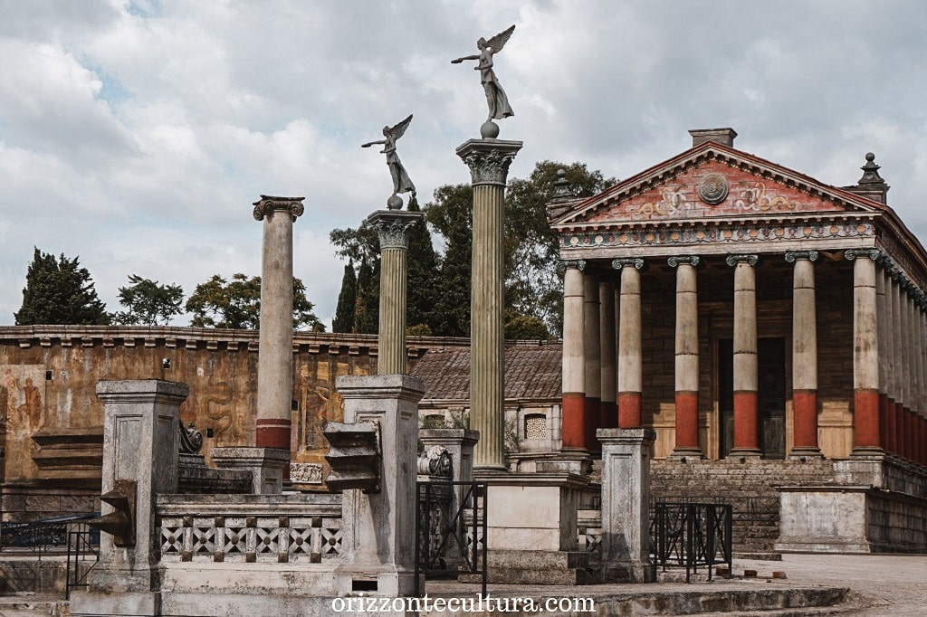 Il set permanente dell'Antica Roma a Cinecittà, come visitare gli studi Cinecittà