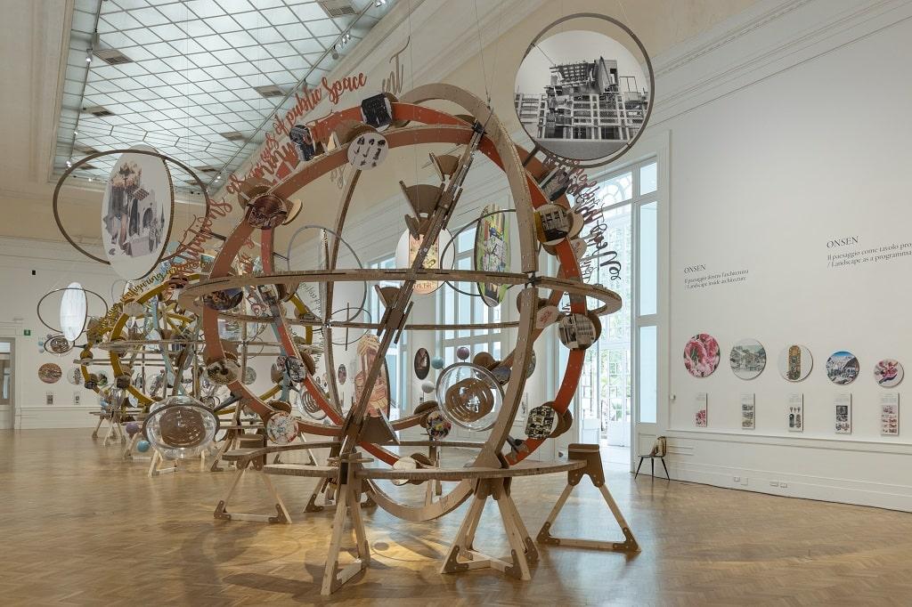 Cosmowomen mostra Galleria Nazionale
