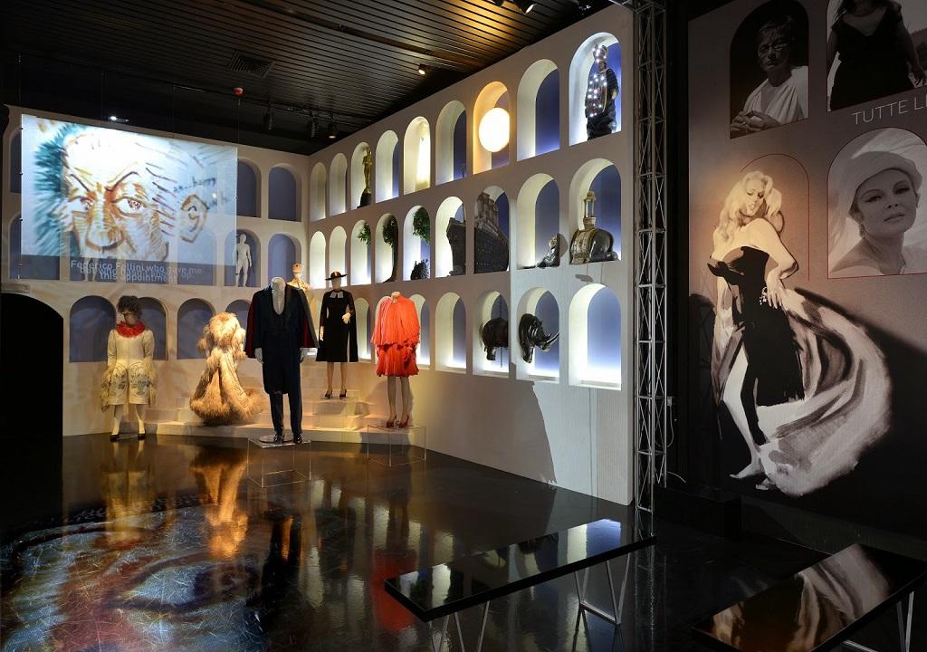 Perché Cinecittà, Sala Fellini 2, Anna Galante