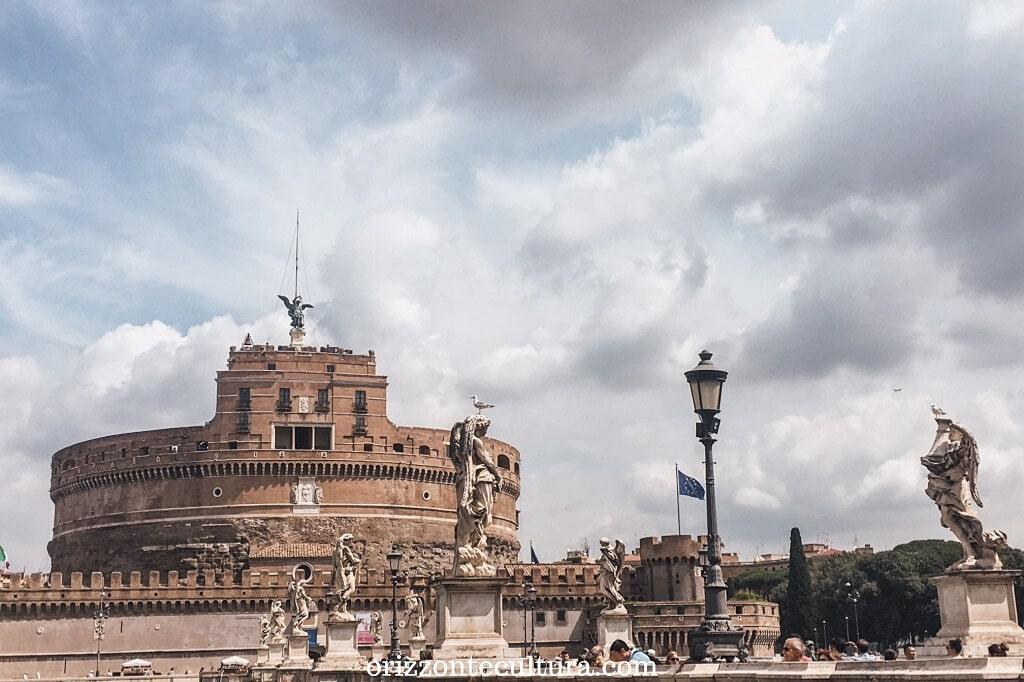Castel Sant'Angelo, visitare Roma in 24 ore