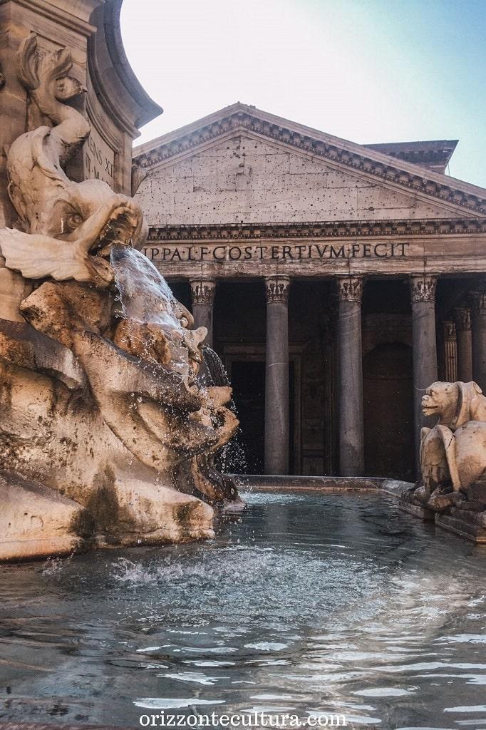 Pantheon, visitare Roma in 24 ore