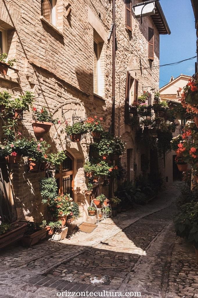 Spello, borghi pi belli visitare Umbria
