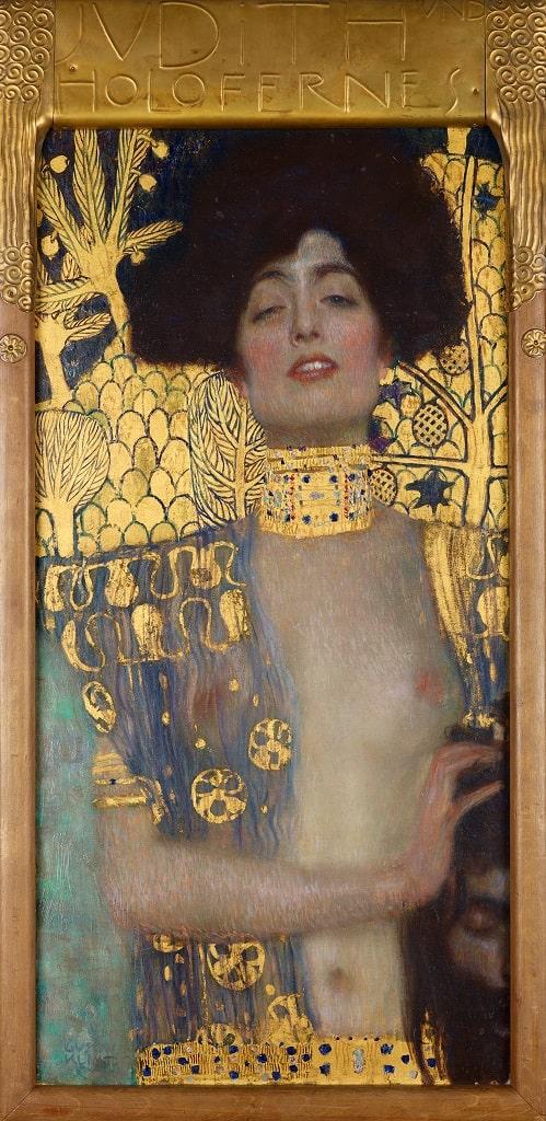 Gustav Klimt, Judith, quali mostre visitare in autunno 2021