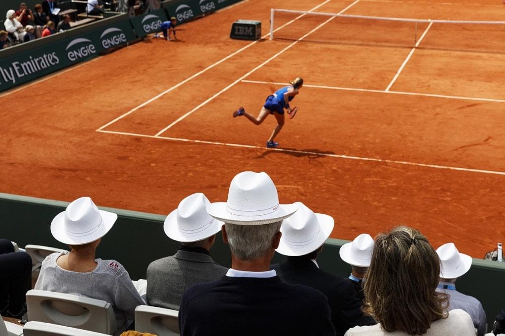 Martin Parr, Roland-Garros, 12 mostre da visitare nell'autunno 2021