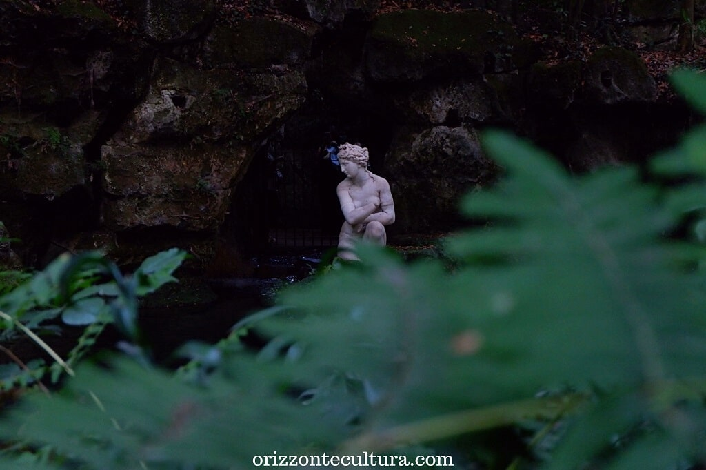 Il Bagno di Venere nei Giardini Reali della Reggia di Caserta, cosa vedere Reggia di Caserta