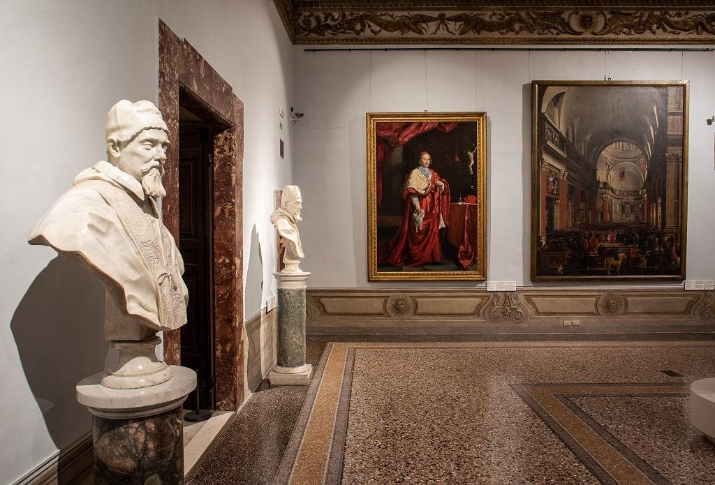 Le sale del Cinquecento nel nuovo allestimento a Palazzo Barberini