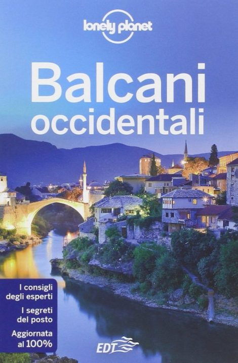 Lonely Planet, Balcani