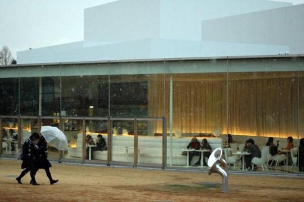 kanazawa museum of contemporary art