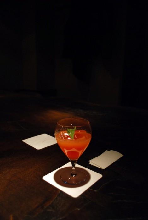 Bere ad Azabu: Cocktail di Gen Yamamoto