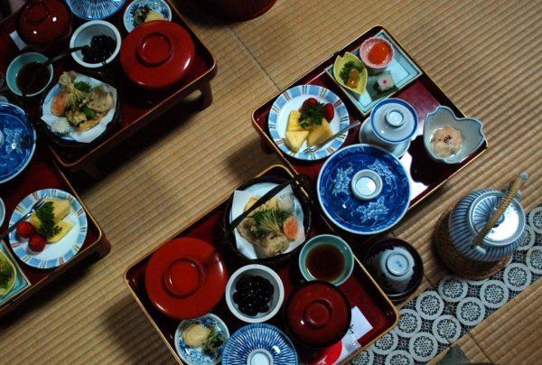 Koyasan: la cena vegetariana al tempio sul monte Koya