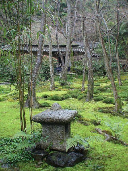 Il Gio-ji, a Kyoto