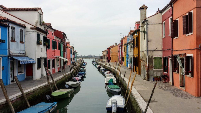 Camminare a Venezia: Burano (foto di Patrick Colgan)