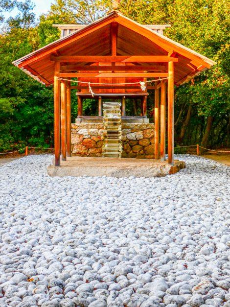 Santuario Go'o di Sugimoto Hiroshi