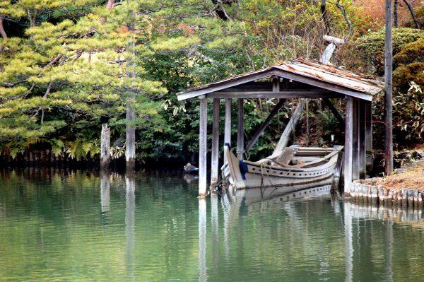Il parco Rikugien, Tokyo