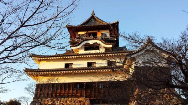 Il castello di Inuyama, foto di Patrick Colgan 2015