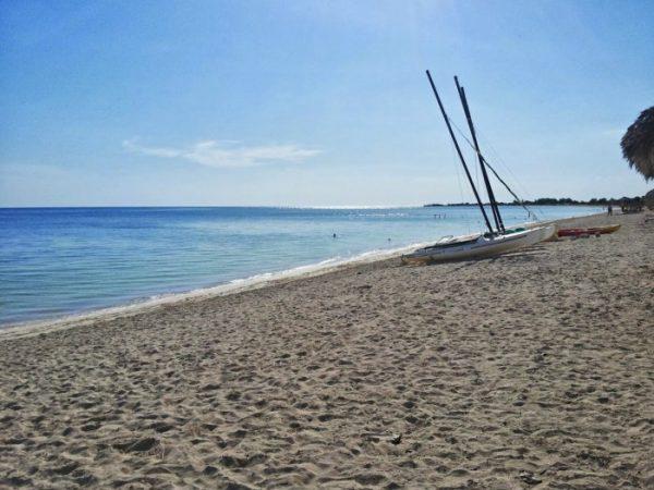 Spiagge cubane: Playa Ancòn