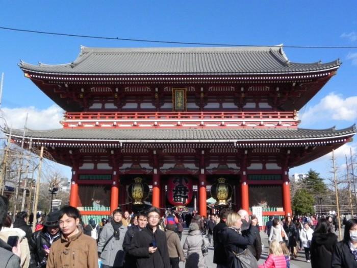 Tokyo in tre giorni: cominciamo dal Senso-ji
