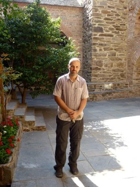 Trip to Mount Athos: Iviron