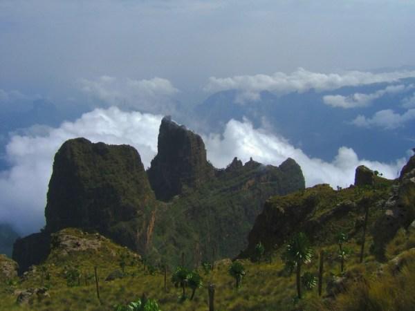 Montagne del Semien, Etiopia