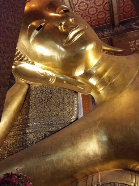 Il Buddha del Wat Pho,